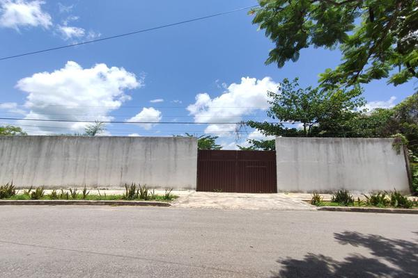 Foto de terreno habitacional en venta en  , mulchechen, kanasín, yucatán, 0 No. 07