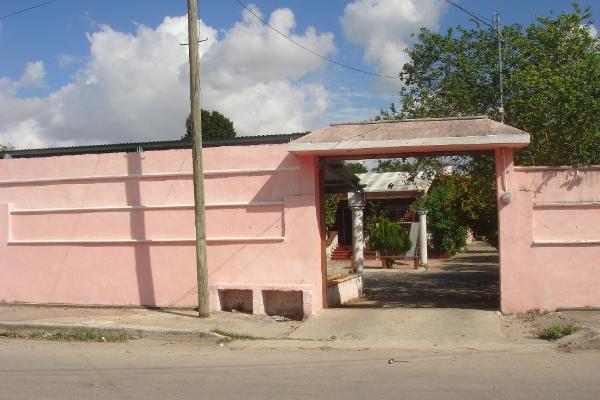 Foto de casa en venta en  , mulchechen, kanasín, yucatán, 2640299 No. 01