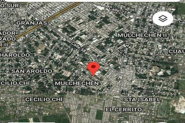 Foto de terreno habitacional en venta en  , mulchechen, kanasín, yucatán, 7860522 No. 04