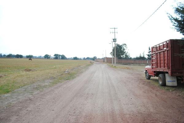 Foto de terreno comercial en venta en municipio de papalotla , texcoco de mora centro, texcoco, méxico, 20190040 No. 06