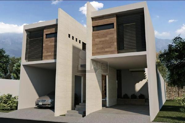 Foto de casa en venta en murano , valles de cristal, monterrey, nuevo león, 9129273 No. 01