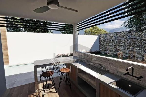 Foto de casa en venta en murano , valles de cristal, monterrey, nuevo león, 9129273 No. 02