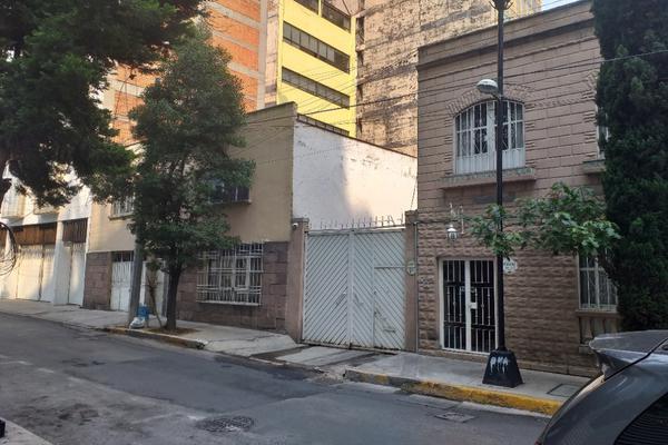 Foto de terreno habitacional en venta en murcia 39 , insurgentes mixcoac, benito juárez, df / cdmx, 15516203 No. 01