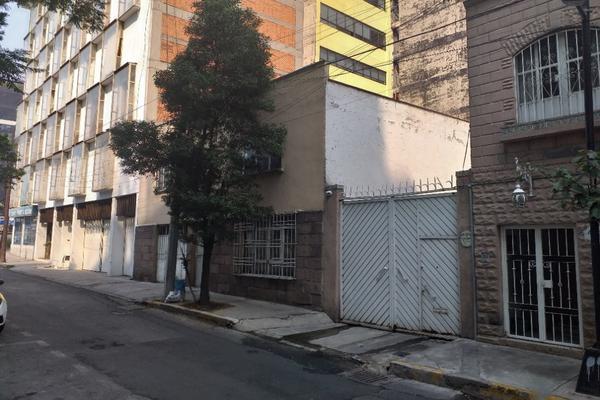Foto de terreno habitacional en venta en murcia 39 , insurgentes mixcoac, benito juárez, df / cdmx, 15516203 No. 03