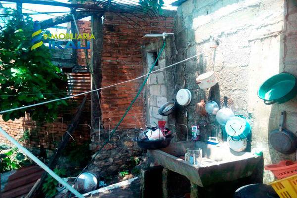 Foto de casa en venta en murillo vidal 44, el esfuerzo, tuxpan, veracruz de ignacio de la llave, 5975203 No. 23