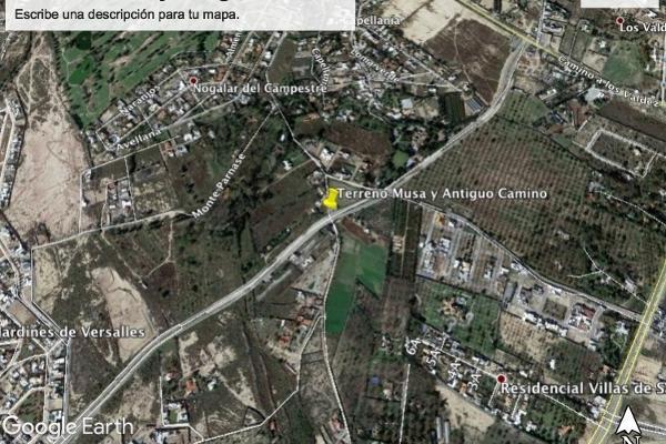 Foto de terreno habitacional en venta en musa , los valdez, saltillo, coahuila de zaragoza, 14036401 No. 01
