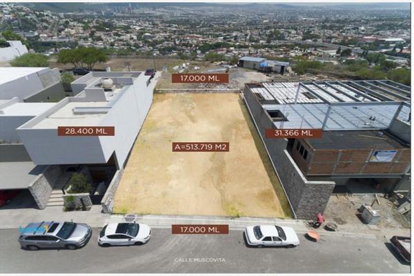 Foto de terreno habitacional en venta en muscovita 2, el pedregal de querétaro, querétaro, querétaro, 0 No. 01