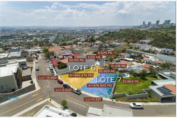 Foto de terreno habitacional en venta en muscovita 7, el pedregal de querétaro, querétaro, querétaro, 0 No. 02