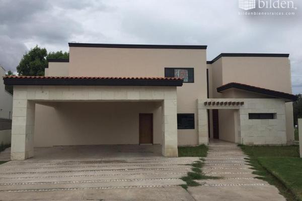 Foto de casa en venta en n n, campestre de durango, durango, durango, 0 No. 01