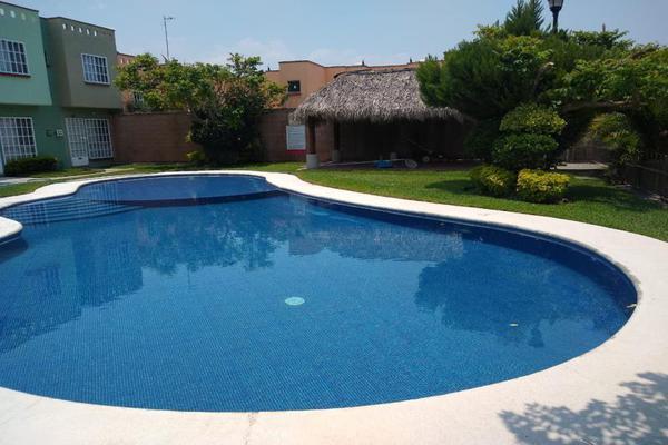 Foto de casa en renta en n n, conjunto urbano ayuntamiento 2000, temixco, morelos, 20596959 No. 01