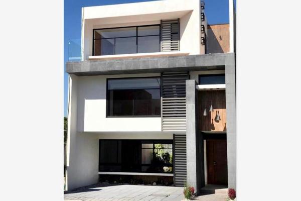 Foto de casa en venta en n n, fuentes de la carcaña, san pedro cholula, puebla, 8898529 No. 01