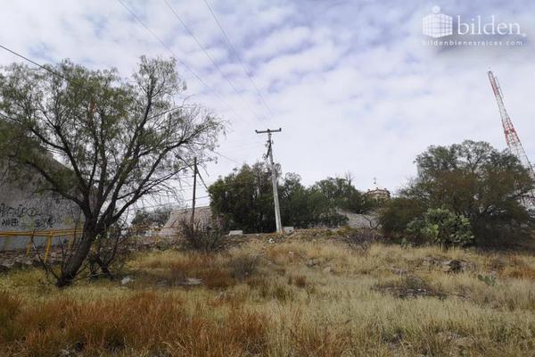 Foto de terreno habitacional en venta en n n, los remedios, durango, durango, 18990063 No. 04
