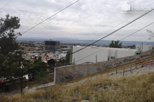 Foto de terreno habitacional en venta en n n, los remedios, durango, durango, 18990063 No. 07