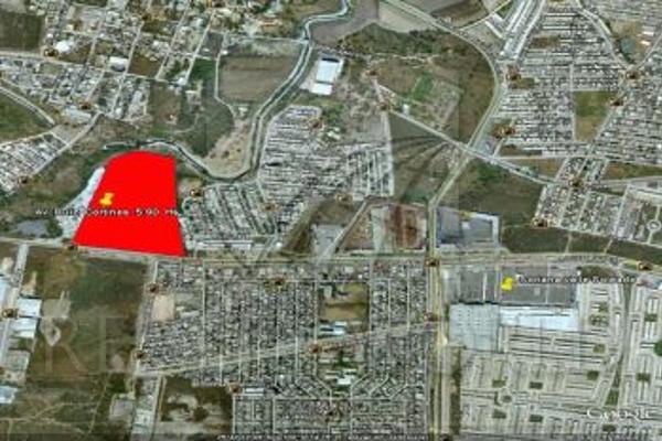 Foto de terreno comercial en venta en s/n , puerta del sol, guadalupe, nuevo león, 4680427 No. 01