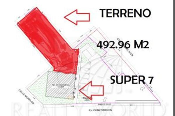Foto de terreno comercial en renta en s/n , centro, monterrey, nuevo león, 4681184 No. 01