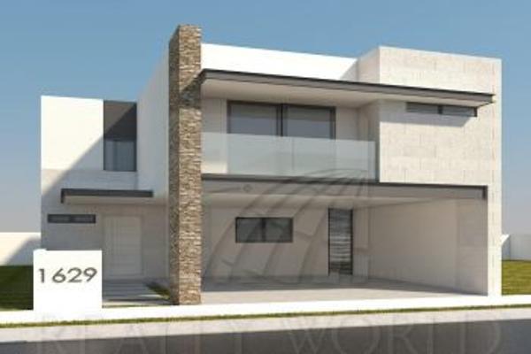 Foto de casa en venta en s/n , cumbres elite 8vo sector, monterrey, nuevo león, 4677916 No. 01