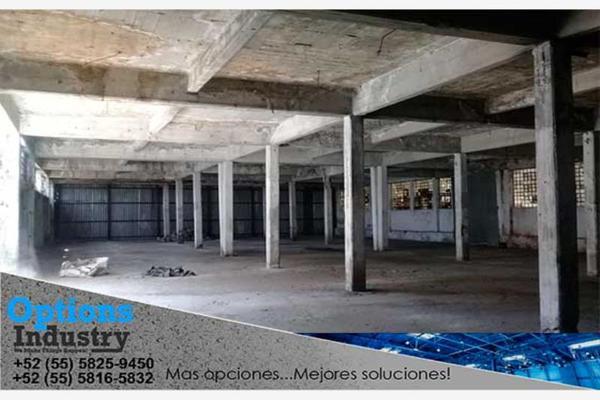Foto de bodega en renta en n/a n/a, jardines de morelos sección cerros, ecatepec de morelos, méxico, 6238633 No. 01