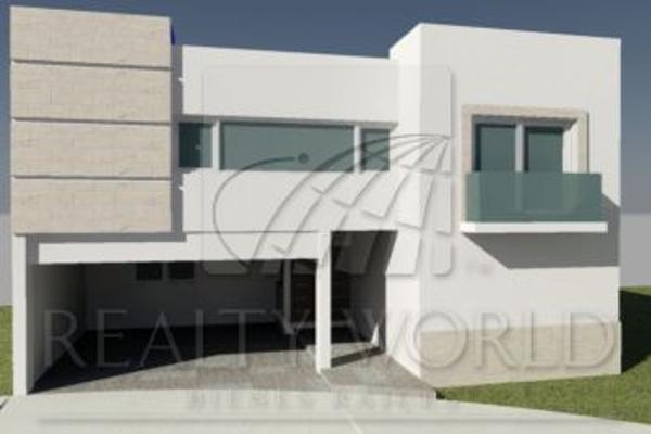 Foto de casa en venta en s/n , la alhambra, monterrey, nuevo león, 4679937 No. 01