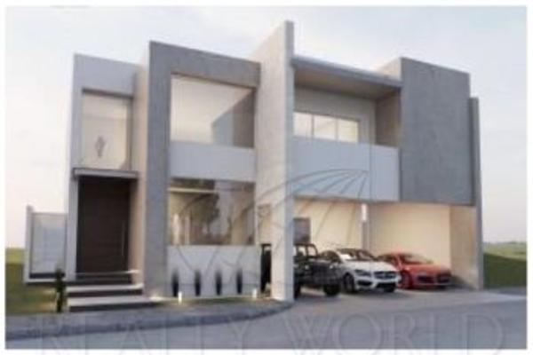 Foto de casa en venta en s/n , la joya privada residencial, monterrey, nuevo león, 4680660 No. 01
