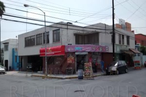 Foto de casa en venta en s/n , maria luisa, monterrey, nuevo león, 4681001 No. 01