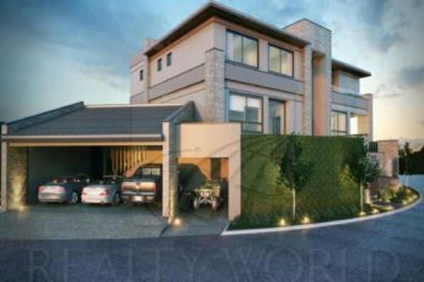 Foto de casa en venta en s/n , rincón de valle alto, monterrey, nuevo león, 4679991 No. 01