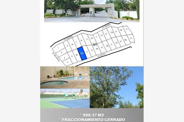 Foto de terreno habitacional en venta en n/a n/a, san alberto, saltillo, coahuila de zaragoza, 5883152 No. 01