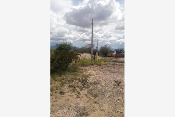 Foto de terreno habitacional en venta en n/a n/a, san josé de flores, saltillo, coahuila de zaragoza, 9215049 No. 01