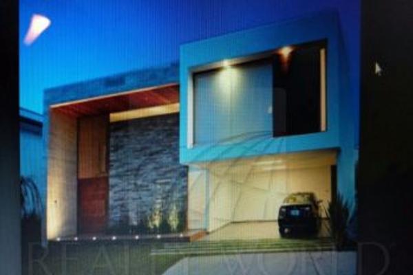 Foto de casa en venta en s/n , valles de cristal, monterrey, nuevo león, 4681128 No. 01