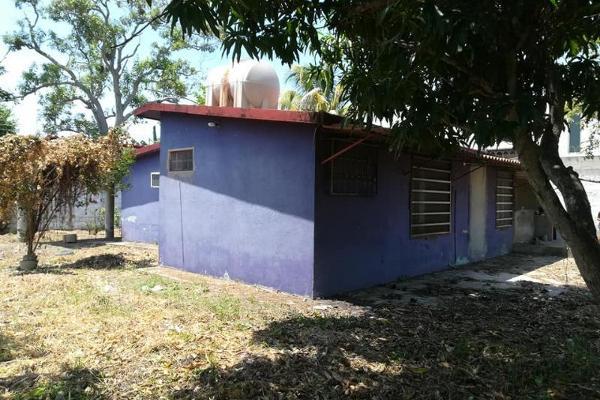 Foto de casa en venta en  , cedros, centro, tabasco, 8861892 No. 01