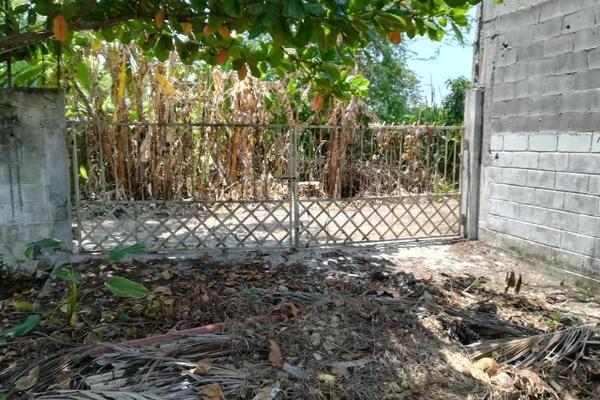 Foto de casa en venta en  , cedros, centro, tabasco, 8861892 No. 10