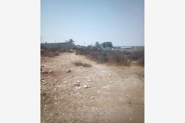 Foto de terreno habitacional en venta en nacional na, de santiago (charco frío), cadereyta de montes, querétaro, 0 No. 01