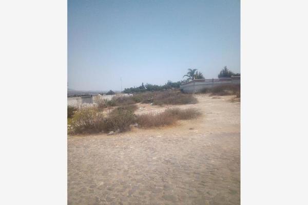 Foto de terreno habitacional en venta en nacional na, de santiago (charco frío), cadereyta de montes, querétaro, 0 No. 05