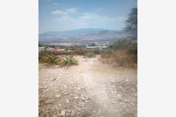 Foto de terreno habitacional en venta en nacional na, de santiago (charco frío), cadereyta de montes, querétaro, 0 No. 08