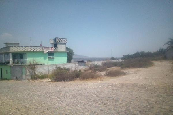 Foto de terreno habitacional en venta en nacional na, de santiago (charco frío), cadereyta de montes, querétaro, 0 No. 10
