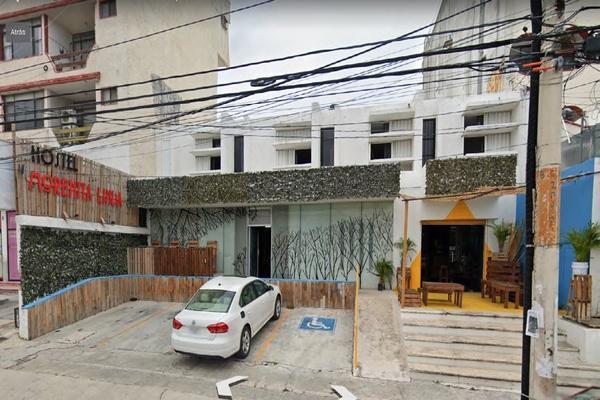 Foto de edificio en renta en nader , supermanzana 38, benito juárez, quintana roo, 20399668 No. 01