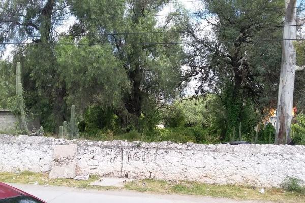 Foto de terreno habitacional en venta en  , nantzha, tula de allende, hidalgo, 5935860 No. 01