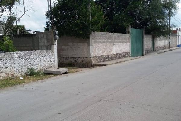 Foto de terreno habitacional en venta en  , nantzha, tula de allende, hidalgo, 5935860 No. 02
