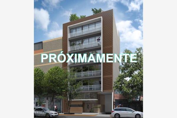 Foto de departamento en venta en  , napoles, benito juárez, df / cdmx, 5929572 No. 01