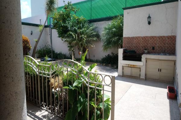 Foto de casa en venta en napoles , residencial italia, querétaro, querétaro, 14020679 No. 12