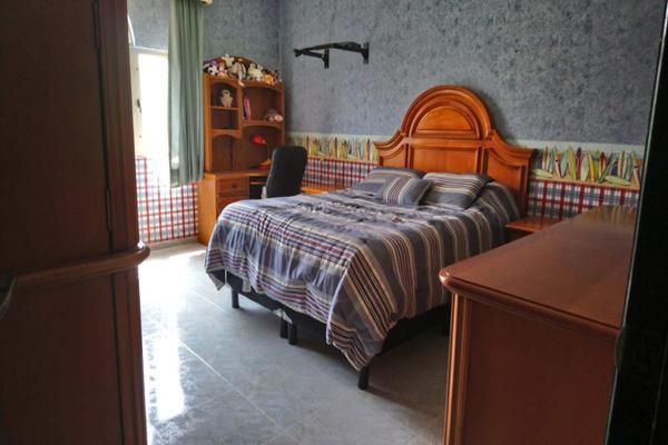 Foto de casa en venta en napoles , residencial italia, querétaro, querétaro, 14020679 No. 18