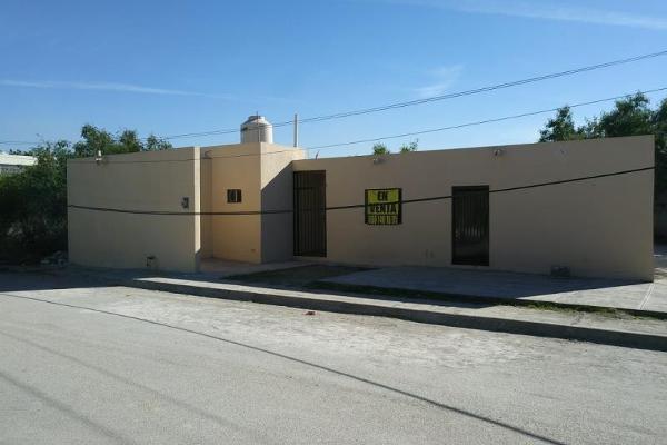 Foto de casa en venta en naranjo 201, campestre, monclova, coahuila de zaragoza, 6195418 No. 01