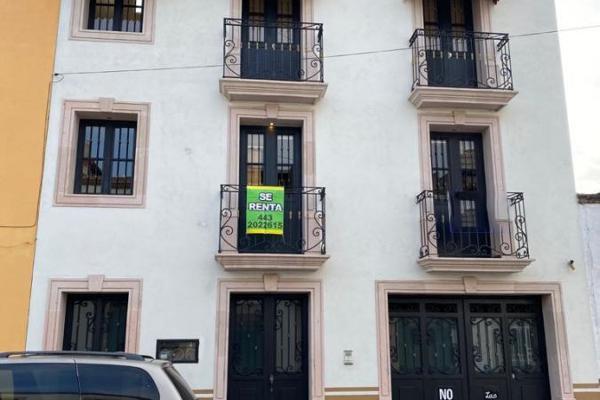 Foto de casa en renta en narciso mendoza , morelia centro, morelia, michoacán de ocampo, 0 No. 02