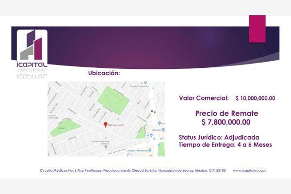 Foto de casa en venta en narcisos 52, jardines de coyoacán, coyoacán, df / cdmx, 5937038 No. 02