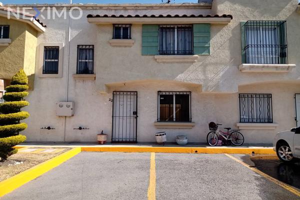 Foto de casa en venta en naredo , real del cid, tecámac, méxico, 17753073 No. 02