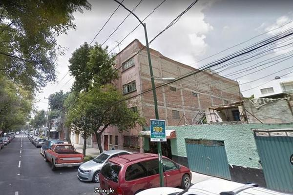 Foto de terreno habitacional en venta en  , narvarte oriente, benito juárez, df / cdmx, 12826913 No. 01