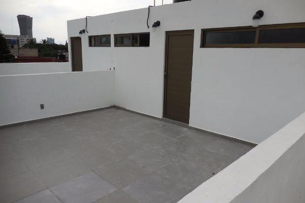 Foto de casa en venta en  , narvarte poniente, benito juárez, distrito federal, 4335596 No. 27