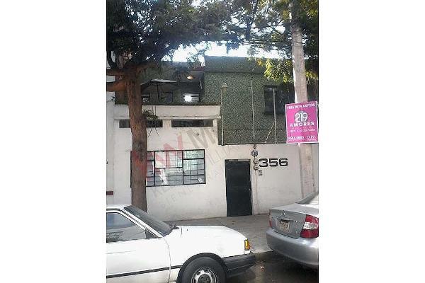 Foto de terreno habitacional en venta en  , narvarte poniente, benito juárez, distrito federal, 5663176 No. 06