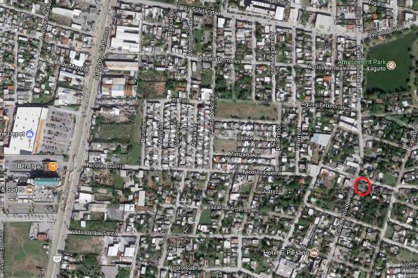Foto de terreno habitacional en venta en natividad lara esquina con nicolás guerra , 20 de noviembre sur, matamoros, tamaulipas, 3866482 No. 02