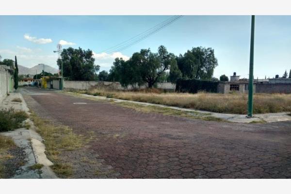 Foto de terreno comercial en venta en nativitas 1, tepexpan, acolman, méxico, 12274501 No. 01