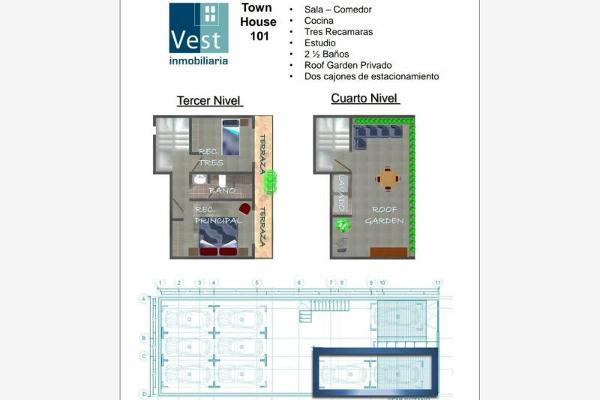 Foto de casa en venta en  , nativitas, benito juárez, df / cdmx, 5813909 No. 03